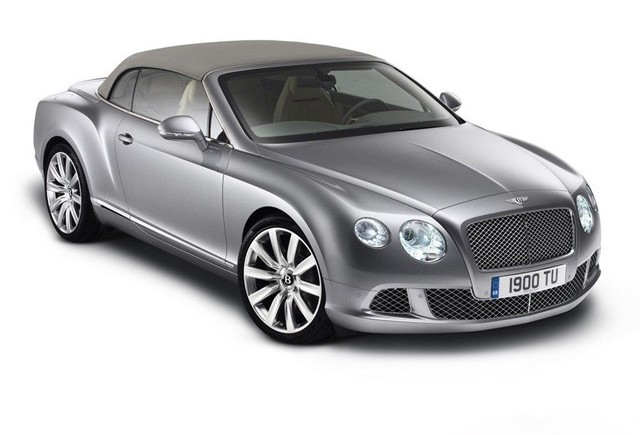 Bentley Continental GTC vandut pentru 280.000 euro