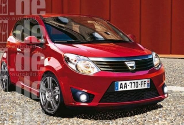 Noua Dacia – Citadine
