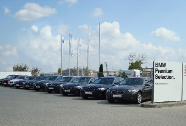 BMW Select – mereu cel mai nou automobil, cu rata redusa la jumatate