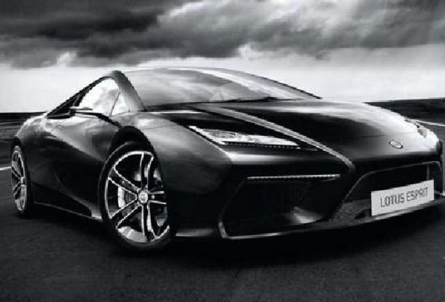 Noul Lotus Esprit va primi un motor V8