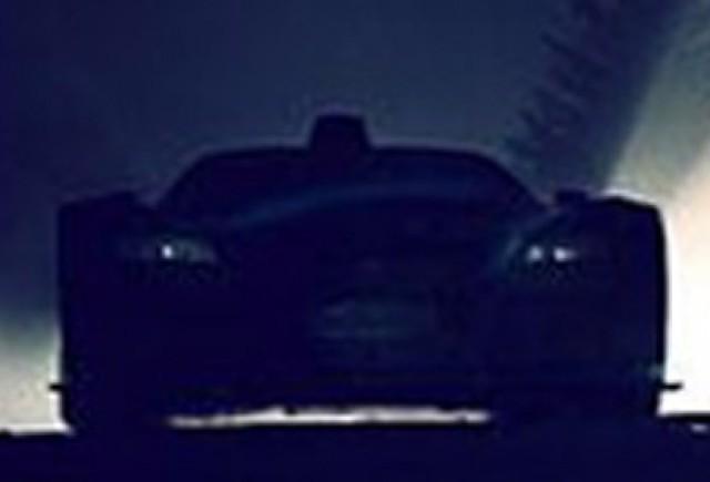 Teaser: Noul Supercar Gumpert