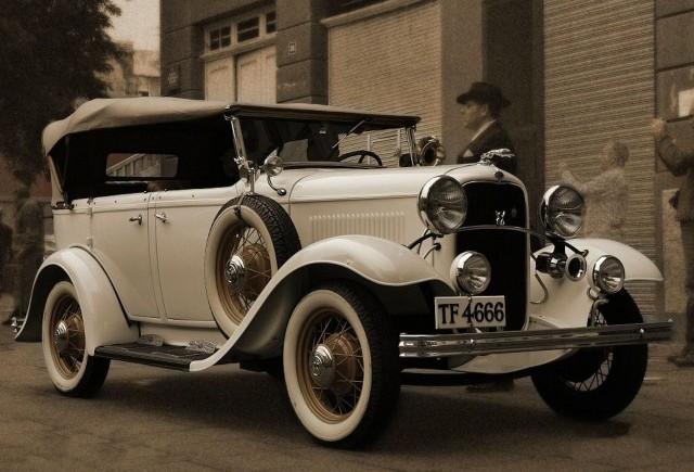 Despre masinile de epoca