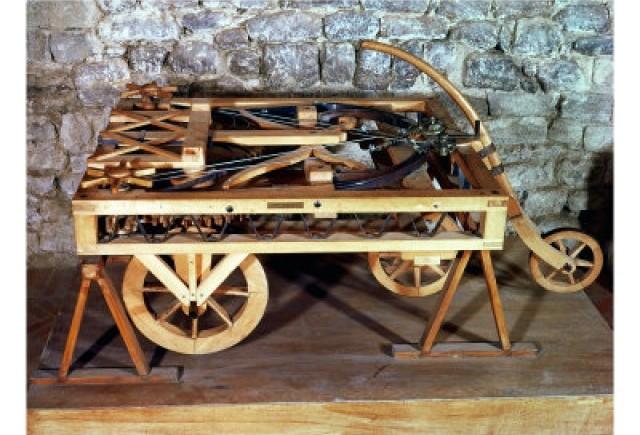 Cand a aparut notiunea de automobil in istoria omenirii?