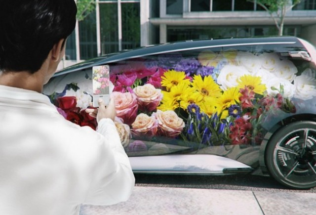 Toyota Fun Vii Concept, intre smartphone si masina