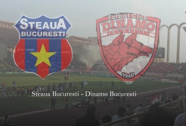 El Clasico românesc: Steaua vs Dinamo