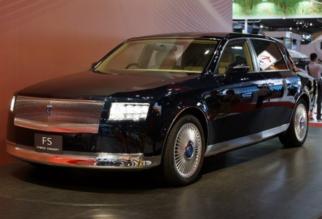 Tokyo Motor Show: FS Hybrid Concept