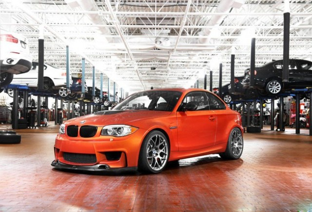 BMW Seria 1 M Coupe tunat  IND