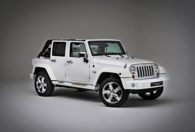 Jeep prezinta doua Wrangler cu tema nautica