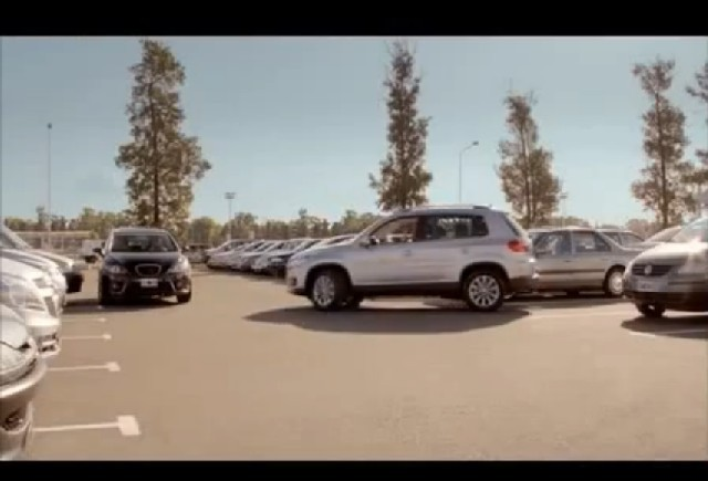 VIDEO: Reclama Volkswagen Tiguan