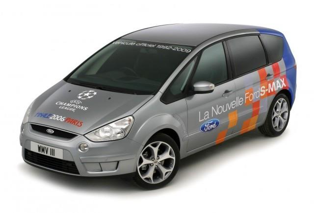 Ford continua sponsorizarea UEFA