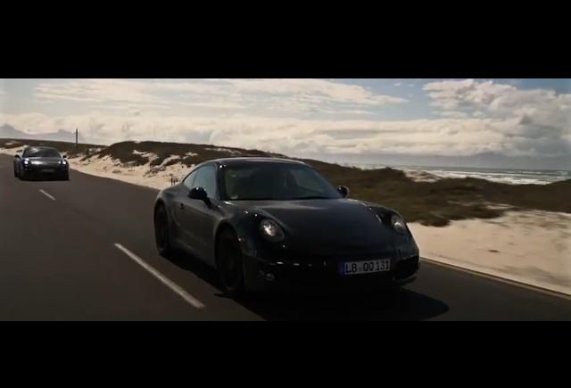 VIDEO: Cum s-a dezvoltat noul Porsche 911