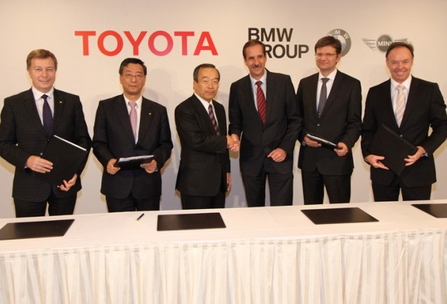 BMW Group va furniza motoare catre Toyota Motor
