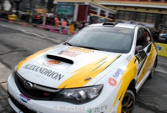 FOTO: Sinaia Rally Show 2011