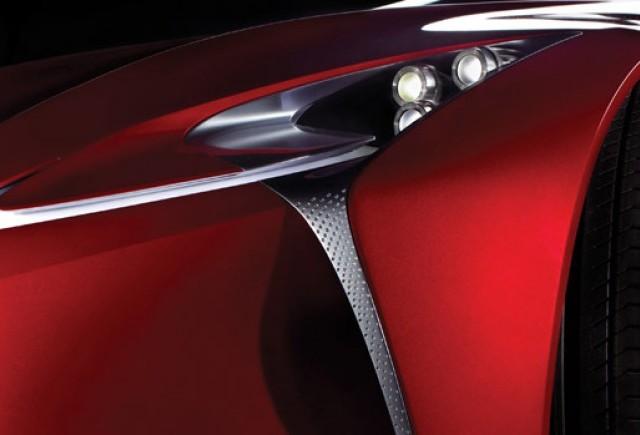 Lexus lanseaza o fotografie cu un nou concept
