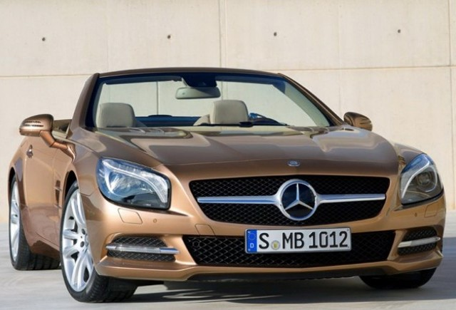 OFICIAL: Mercedes-Benz SL Roadster