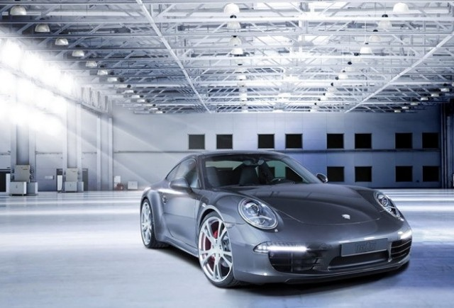 TechArt tuneaza Porsche 911