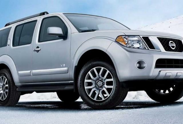 Nissan vine la Detroit cu noul Pathfinder