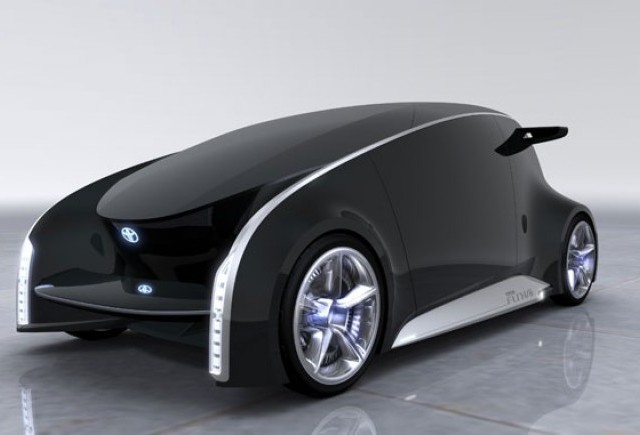 VIDEO: Conceptele futuriste de la Toyota