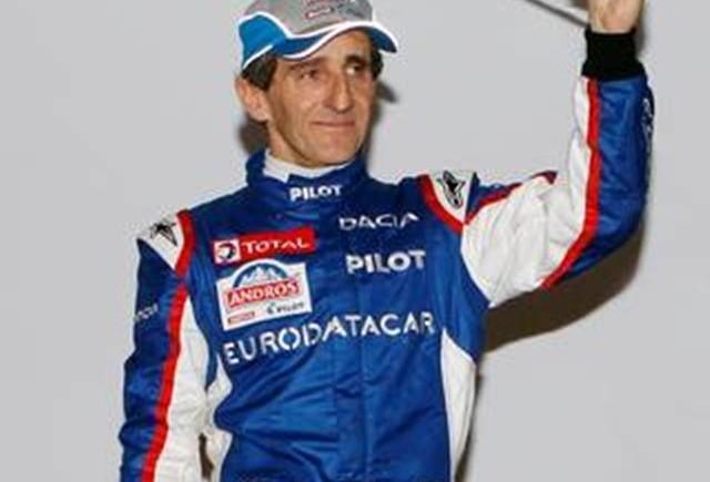 """Dacia Lodgy """"Glace"""" obtine o noua victorie"""