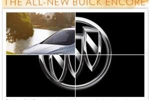 Buick  prezinta inca un teaser al modelului Encore