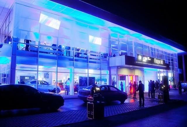 Al doilea Showroom BMW M