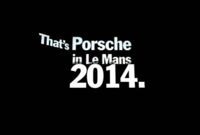 Porsche se pregateste de intoarcerea la Le Mans