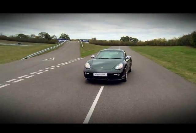 VIDEO: Sa ne reamintim de Porsche Cayman R