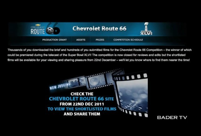 VIDEO: Chevrolet Route 66
