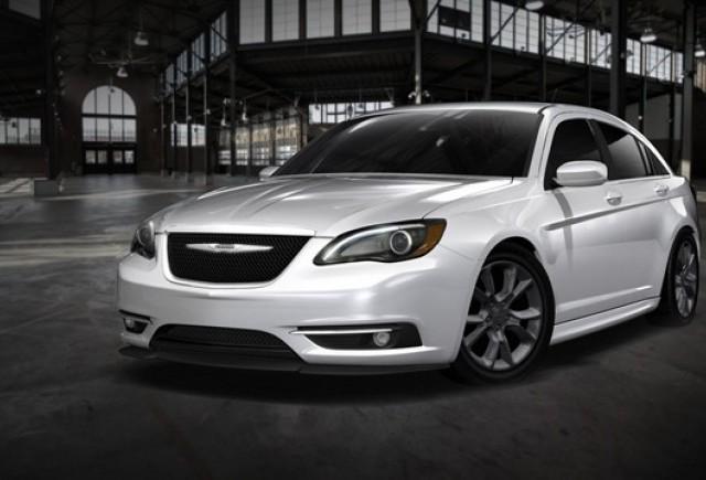 Mopar prezinta Chrysler 200 Super S