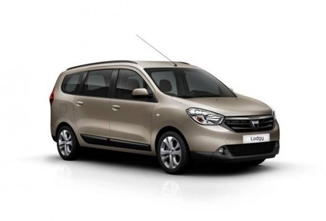 Familia Dacia se extinde cu noul model Lodgy