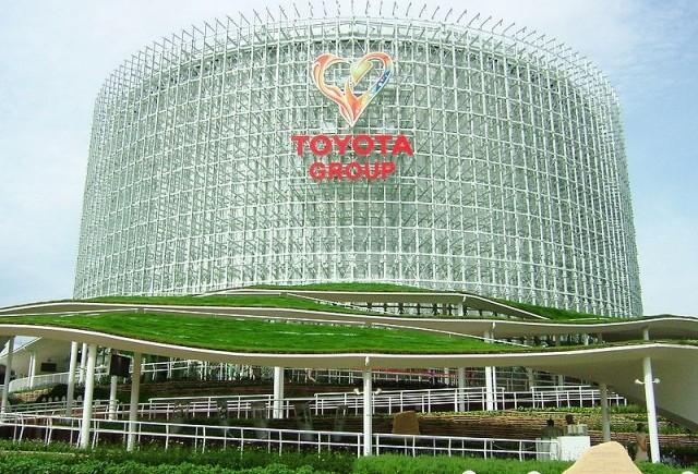 Toyota este lider in industrie cu cel mai  scazut nivel de emisii de CO2  din Europa