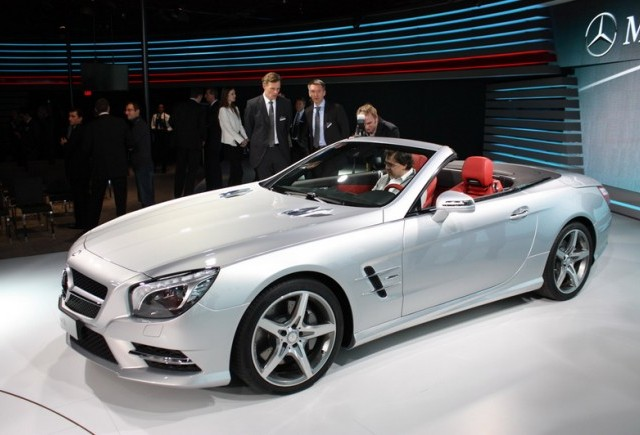 Mercedes-Benz SL este in continuare