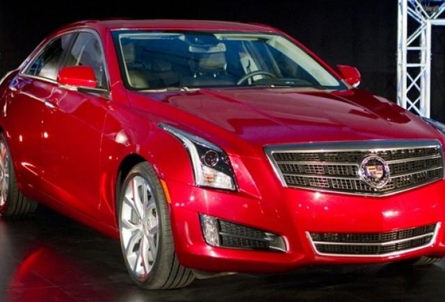 VIDEO: Noul Cadillac ATS Sedan