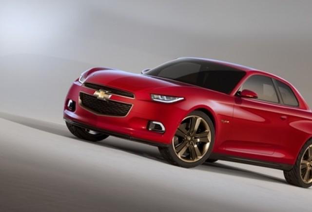 Concepte Chevrolet la Salonul Auto de la Detroit