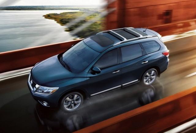 Nissan reconstruieste modelul Pathfinder
