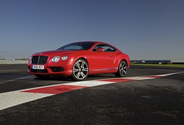 Bentley vine cu noi detalii asupra noului sau V8