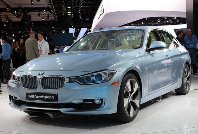 BMW ActiveHybrid 3 e mai inteligent
