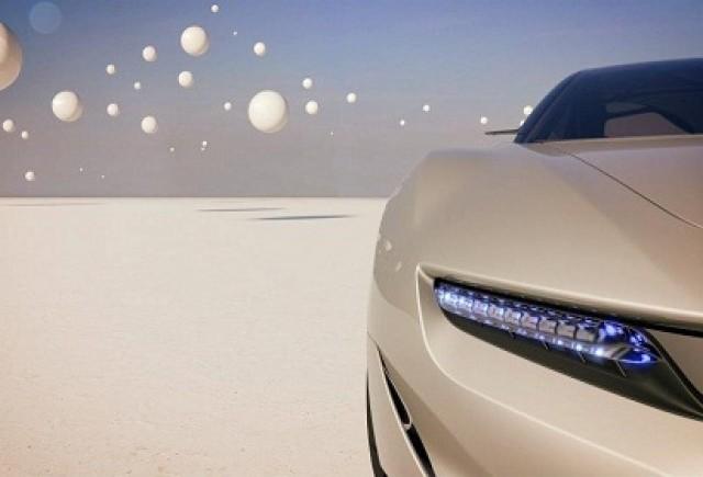 Teaser: Pininfarina Cambiano Concept