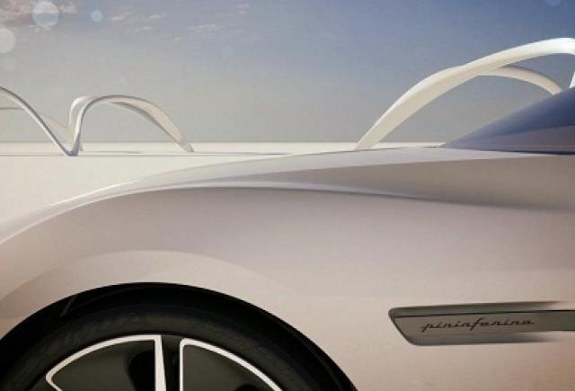 Al doilea teaser Pininfarina Cambiano Concept