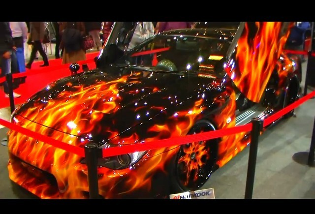 Salonul Auto Tokio 2012