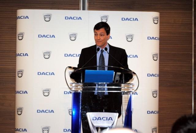 Bilant: In 2011, Dacia a vandut peste 343 000 de vehicule