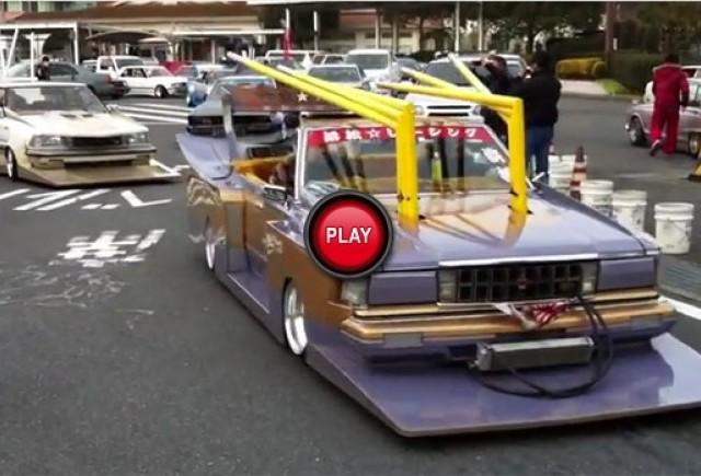 VIDEO: Cele mai ciudate creatii japoneze
