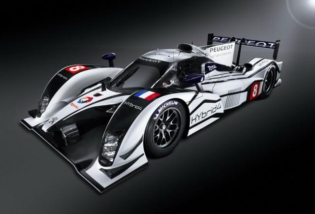 Peugeot spune Au Revoir Le Mans!