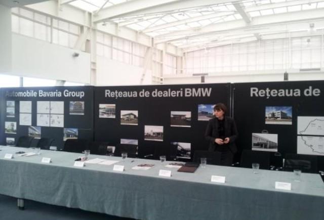 BMW si-a prezentat bilantul pe 2011