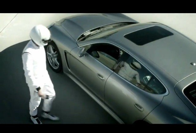 VIDEO: Teaser Porsche Panamera S Hybrid