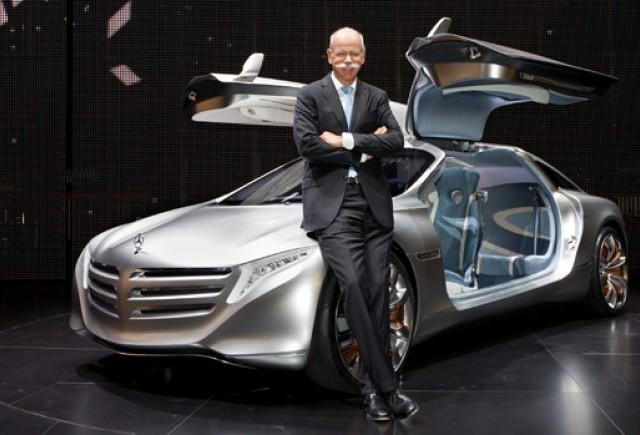 Mercedes-Benz va construi o a doua fabrica in SUA sau Mexic