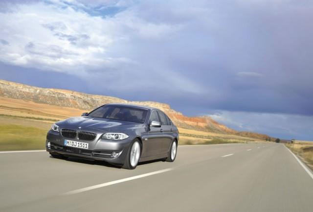 BMW isi apara pozitia de lider in segmentul premium si in 2011
