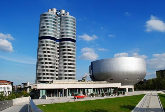BMW Museum: istorie in 142 de fotografii