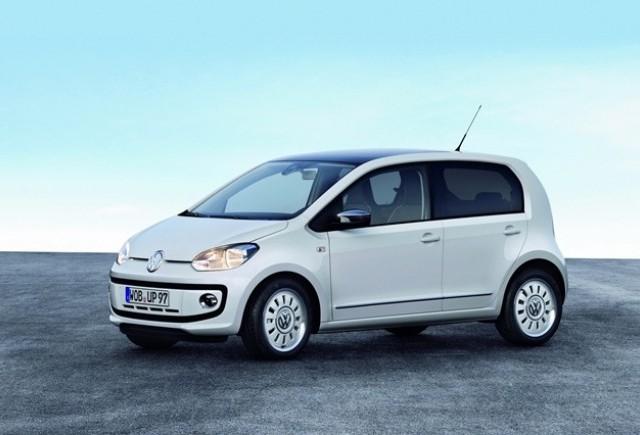 Volkswagen Up! cu cinci usi