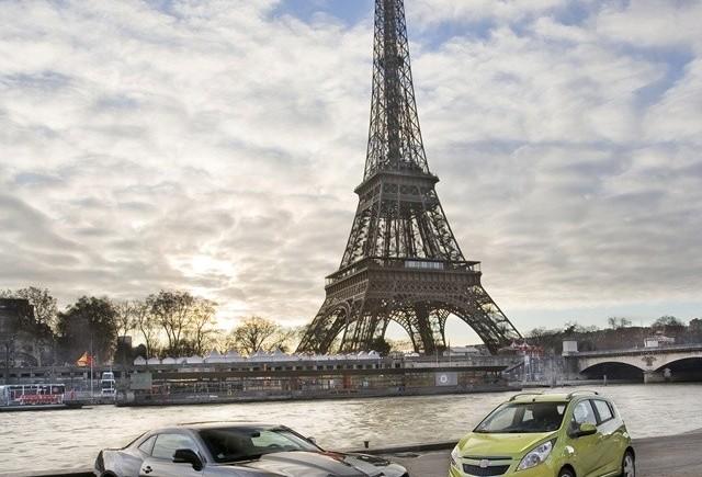 In 2011 Chevrolet si-a marit cota de piata in Europa Centrala si de Vest